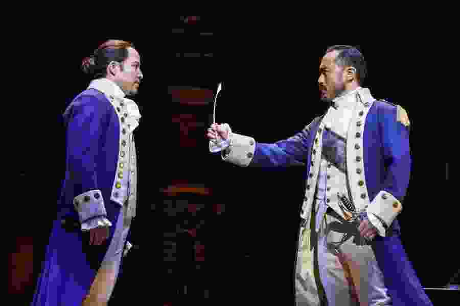 Letter: 'Hamilton' reminds us America was built by immigrants.