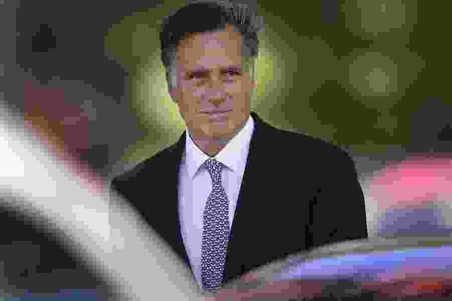 Mitt Romney to speak next week at Utah Silicon Slopes Tech Summit