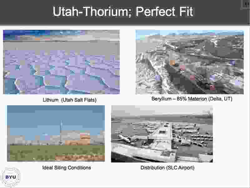 7 Utah counties exploring experimental nuclear power from 'molten salt'