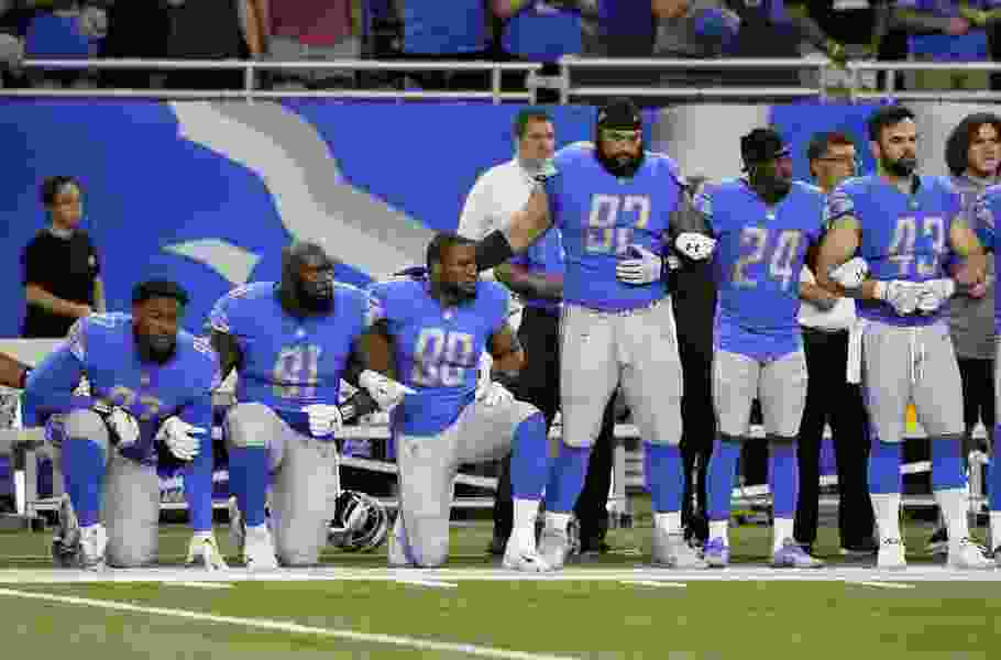 Monson: If NFL players want to protest, they should, just not during the anthem, that's company time