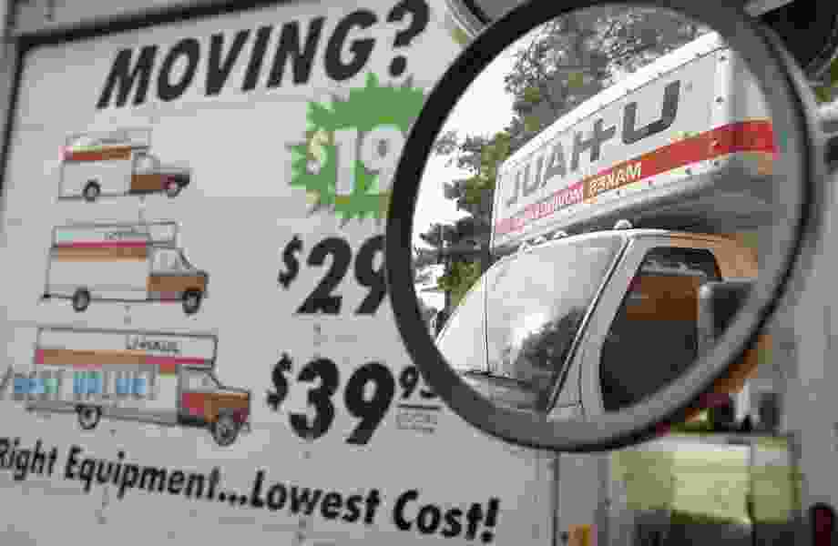 Utah sees a big spike in U-Haul renters ending their one-way trips here, a strong sign of people moving to the state