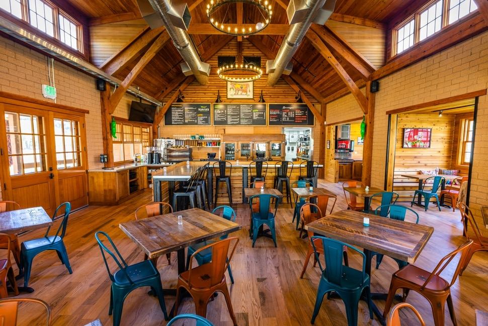 (Miles Harris) Rosita's Santa Fe Kitchen, near Zion National Park, was the final passion project for Paul Allen, the co-founder of Microsoft, who died in October.