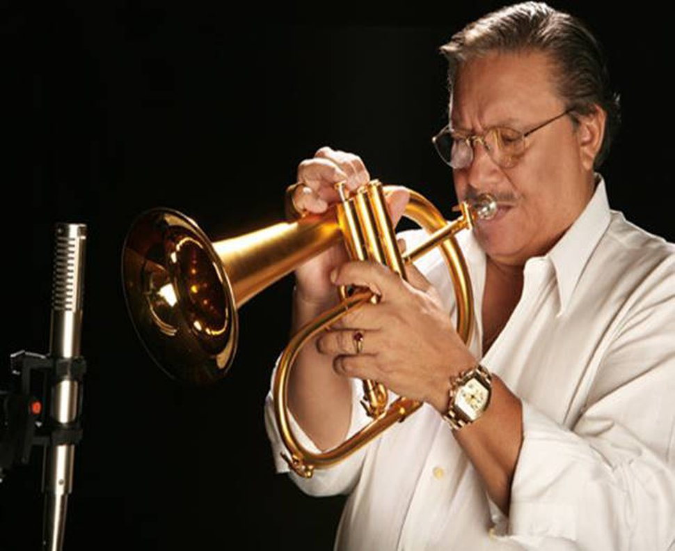 (Courtesy photo) Jazz great Arturo Sandoval, one of the world's most acknowledged guardians of jazz trumpet and flugelhorn, performs Saturday, Jan. 6, at the Capitol Theatre as part of the JazzSLC concert series.