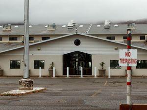 (Trent Nelson  |  Tribune file photo) The Leroy S. Johnson Meetinghouse in Colorado City, Ariz., shown in 2013.
