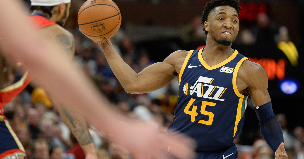 Pass the ball, juice the offense — for Utah Jazz, that's the trend early this season