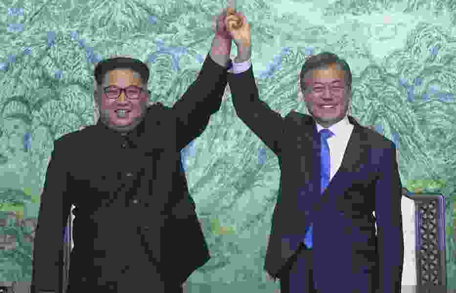 Leonid Bershidsky: A Nobel Peace Prize for Trump and Kim is no joke