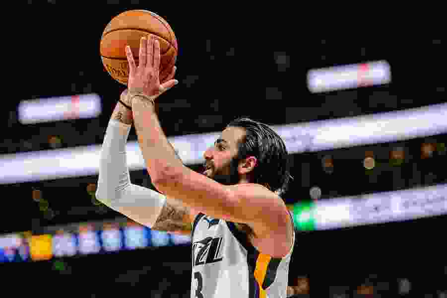 Ricky Rubio's offensive production has been a pleasant surprise for Jazz