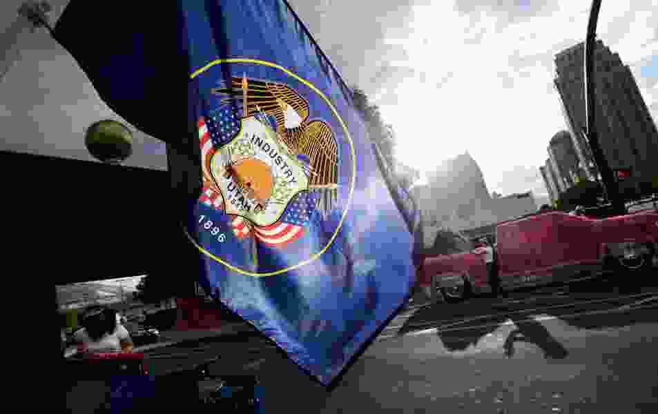 Effort to update Utah's state flag returns ahead of upcoming legislative session