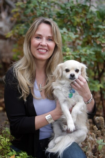 (Photo courtesy Sarah Ause/Best Friends) Julie Castle is the new CEO of Best Friends Animal Society.