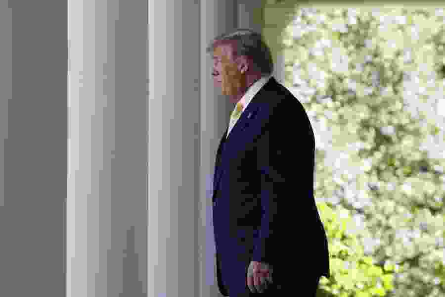 Letter: What does Trump have to hide?