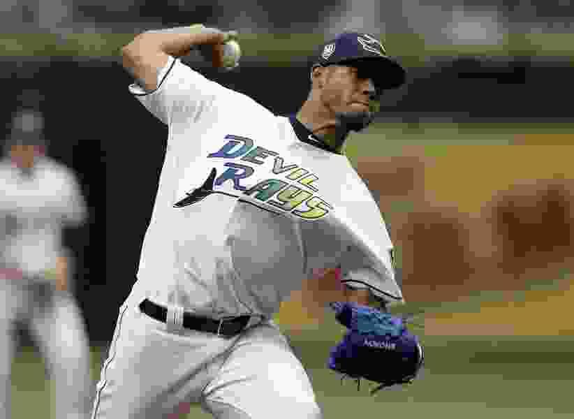 MLB roundup: Font, Rays shut down Yankees