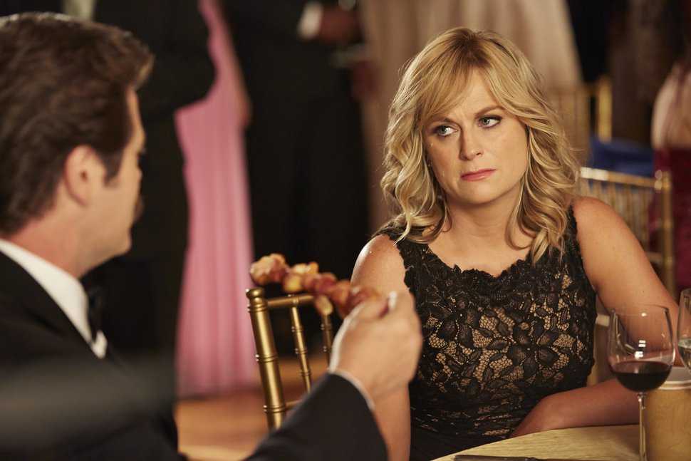 (Ben Cohen | Courtesy of NBC) Amy Poehler as Leslie Knope in
