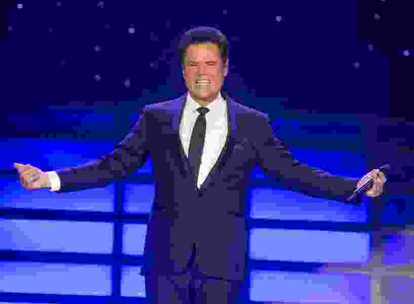 There were 234 car crashes in Utah after the latest snow storm. Donny Osmond is responsible for one of them.