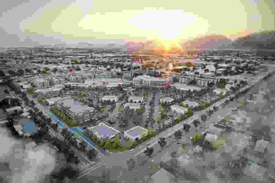 Riverton's Mountain View Village to expand, adding restaurants, parks and a movie theater