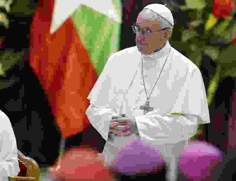 "Commentary: Did Pope Francis chicken out when he didn't mention the ""Rohingya"" in Myanmar? Hardly."