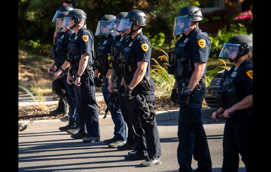 Utah's Fraternal Order of Police pushes its own reform agenda