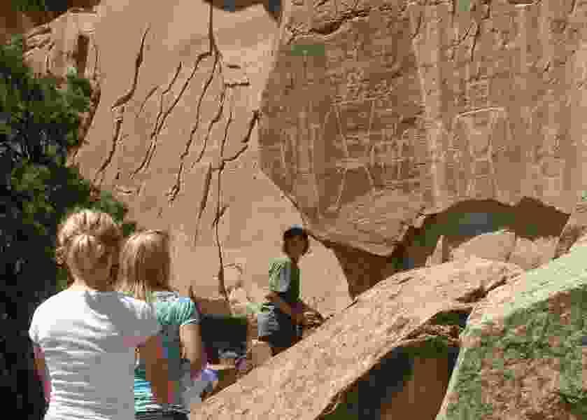 Utah Hike of the Week: Dry Fork Canyon Petroglyphs near Vernal