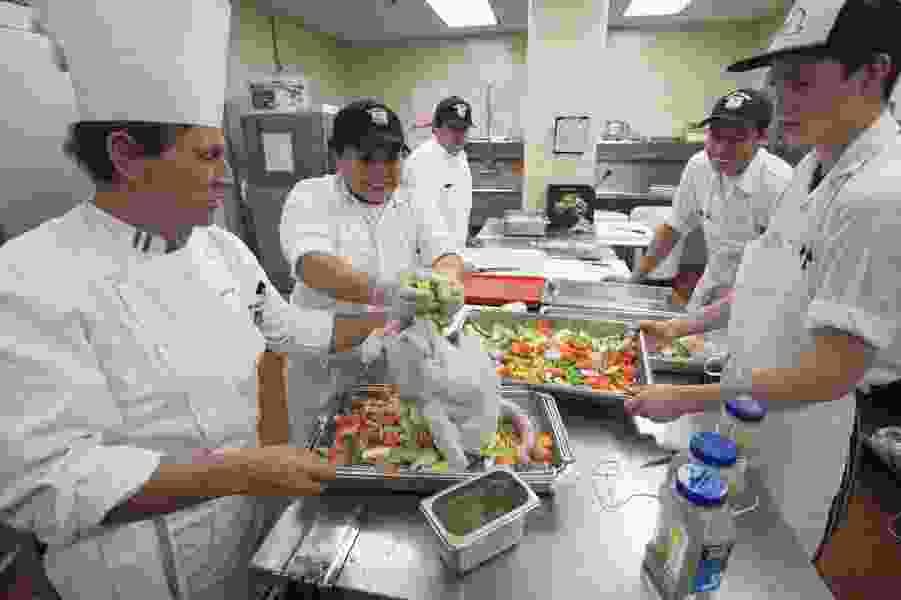 State auditor dings teen chef education program over 'dummy' checks