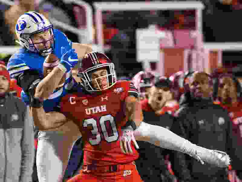 Utah and BYU agree to extend the football rivalry through 2024