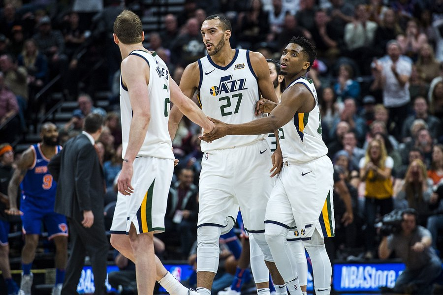Monson: With a great offseason comes great expectations. Will they boost or burden the Jazz?