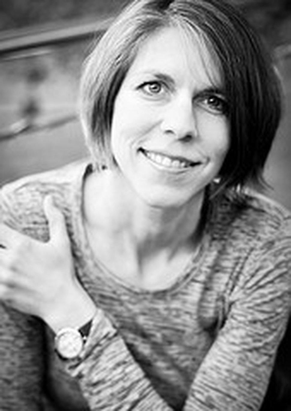 | Courtesy Jennifer Finlayson-Fife Jennifer Finlayson-Fife, an LDS psychotherapist in Chicago.