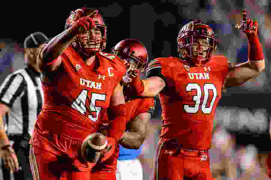 Monson: Utah football is a pretty portrait, even if a mustache gets painted on it