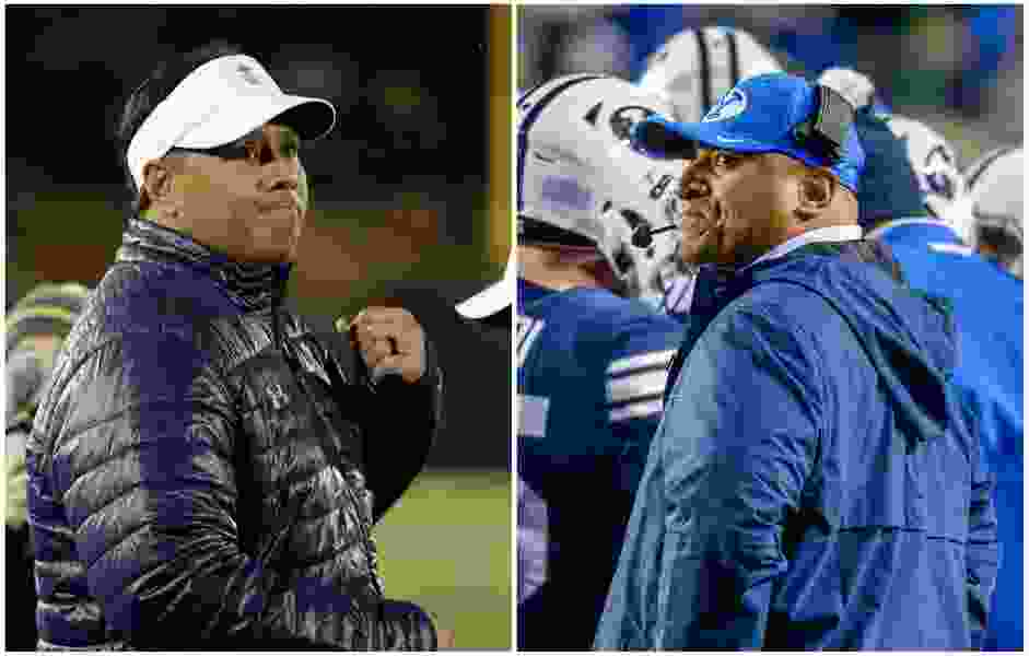 Gordon Monson: BYU's Kalani and Navy's Ken are two men from the same place with different football philosophies