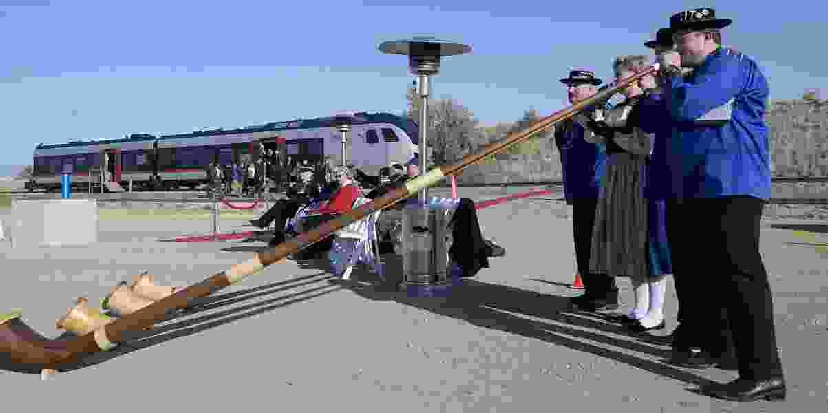 Committee blocks a proposed third Utah tax break for Swiss rail car manufacturer