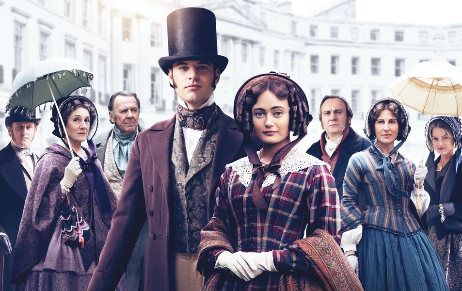 Scott D Pierce There S A New Series From Downton Abbey Creator