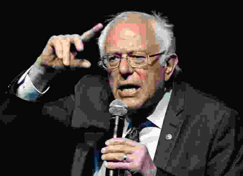Rich Lowry: Sanders is now a prophet honored in his own party