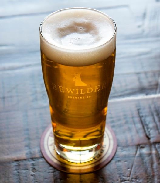 (Rick Egan | The Salt Lake Tribune) Bewilder Brewing, Salt Lake City's newest brewery and tavern, Thursday, Dec. 19, 2019.