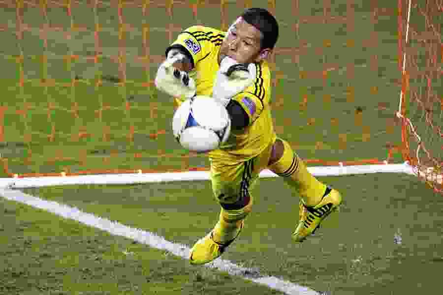 Real Salt Lake goalkeeper Nick Rimando earns 200th career win