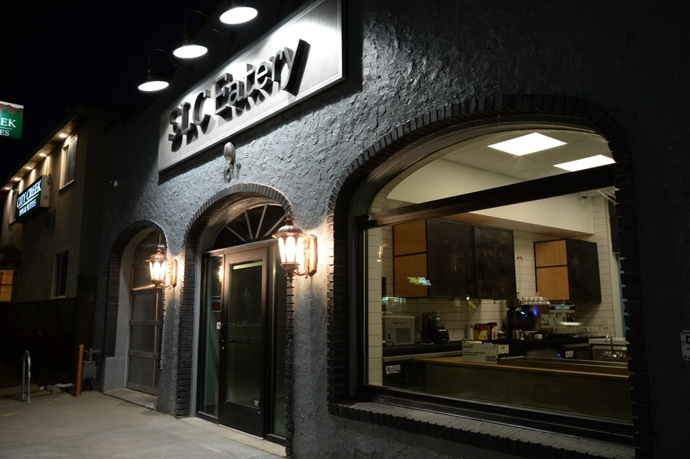 (Photo courtesy of SLC Eatery) The new SLC Eatery is located at 1017 S. Main in Salt Lake City
