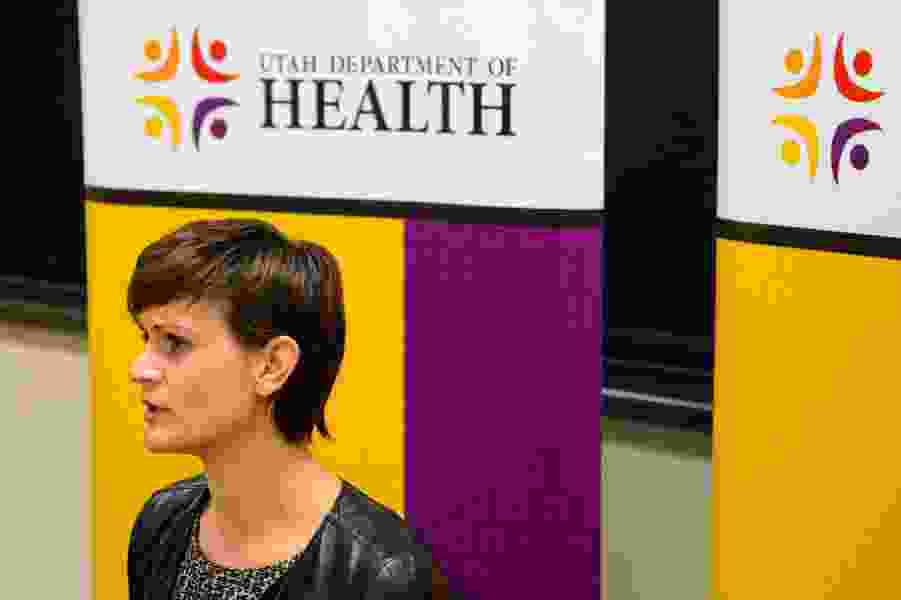 Utah's second coronavirus case reported Tuesday