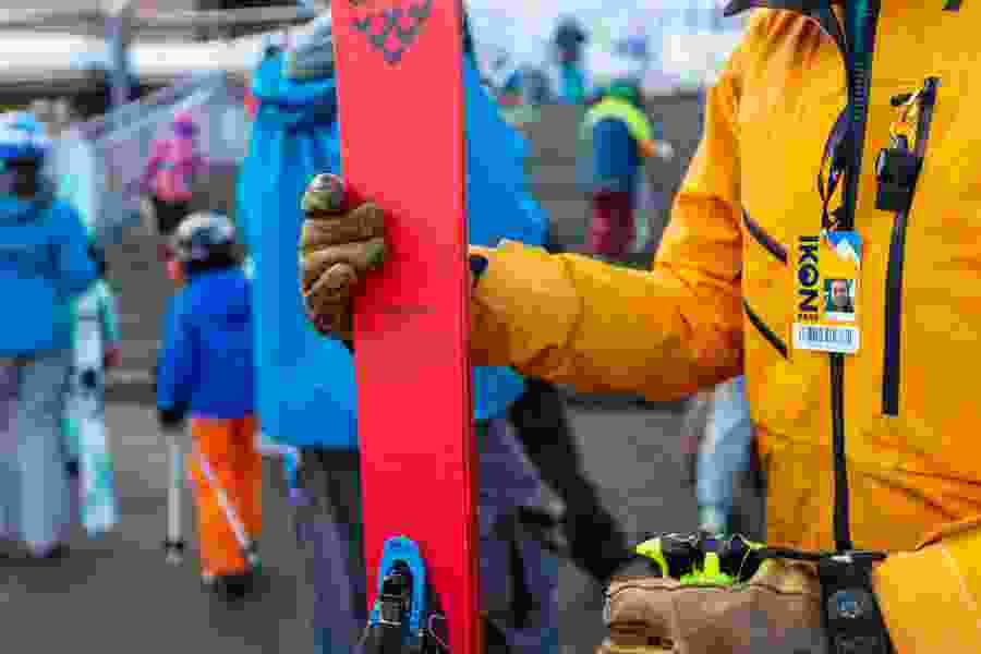 Crowded runs put the ski industry on the defensive