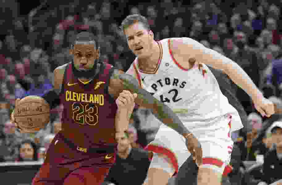 March memo: LeBron, Cavs send message with win over Raptors