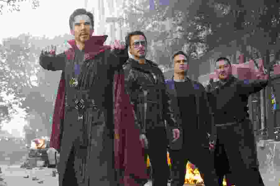 'Avengers: Infinity War' tops 'Force Awakens' for biggest debut box-office weekend ever