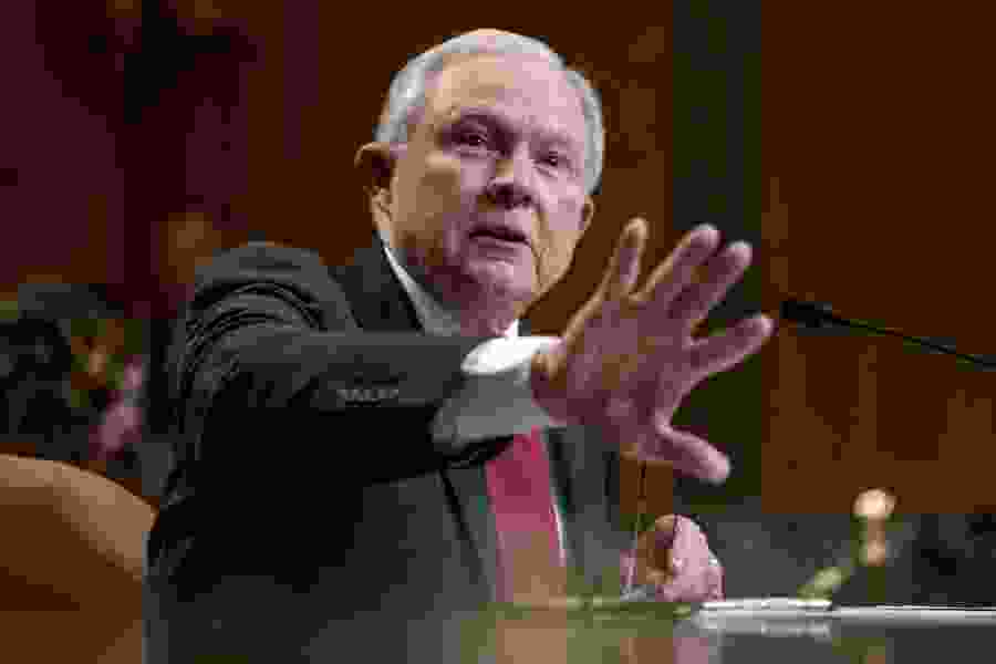 Sessions signals that victims of domestic abuse and gang violence 'generally' will not qualify for asylum