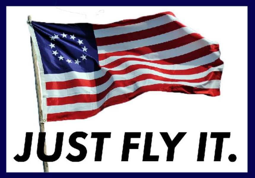 Nike dropped shoes with the Betsy Ross flag over racism concerns. Now a Utah flag company is selling the same design, saying only a 'few losers' won't like it.