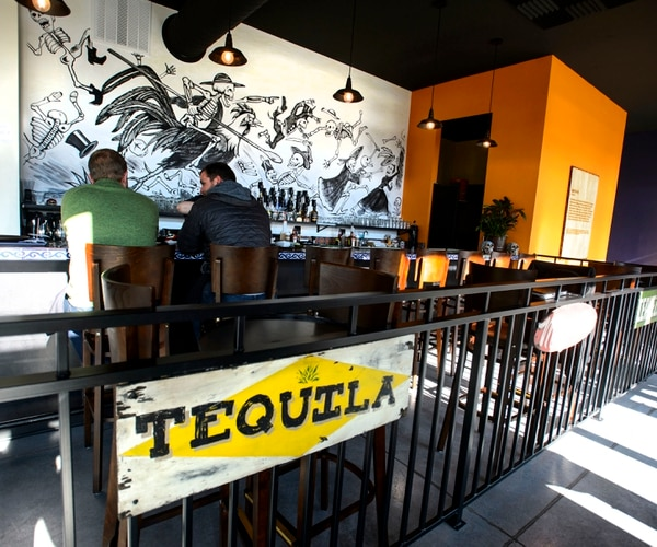 (Steve Griffin | The Salt Lake Tribune) The Alamexo Cantina in Salt Lake City.