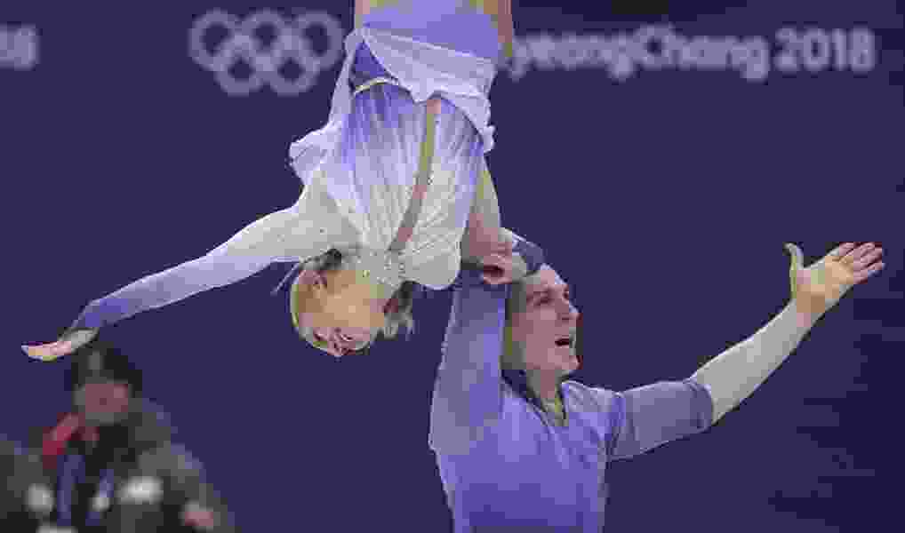 Savchenko and Massot flawless in winning pairs gold for Germany