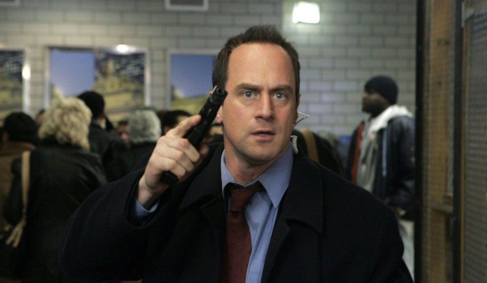 (Photo courtesy of NBC) Chris Meloni will star in