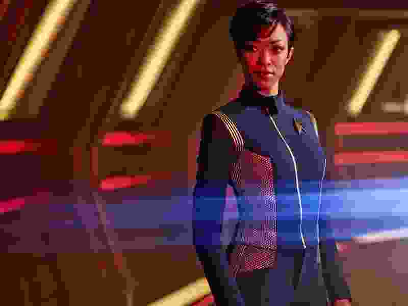 'Star Trek: Discovery' doesn't stink — it's actually pretty good