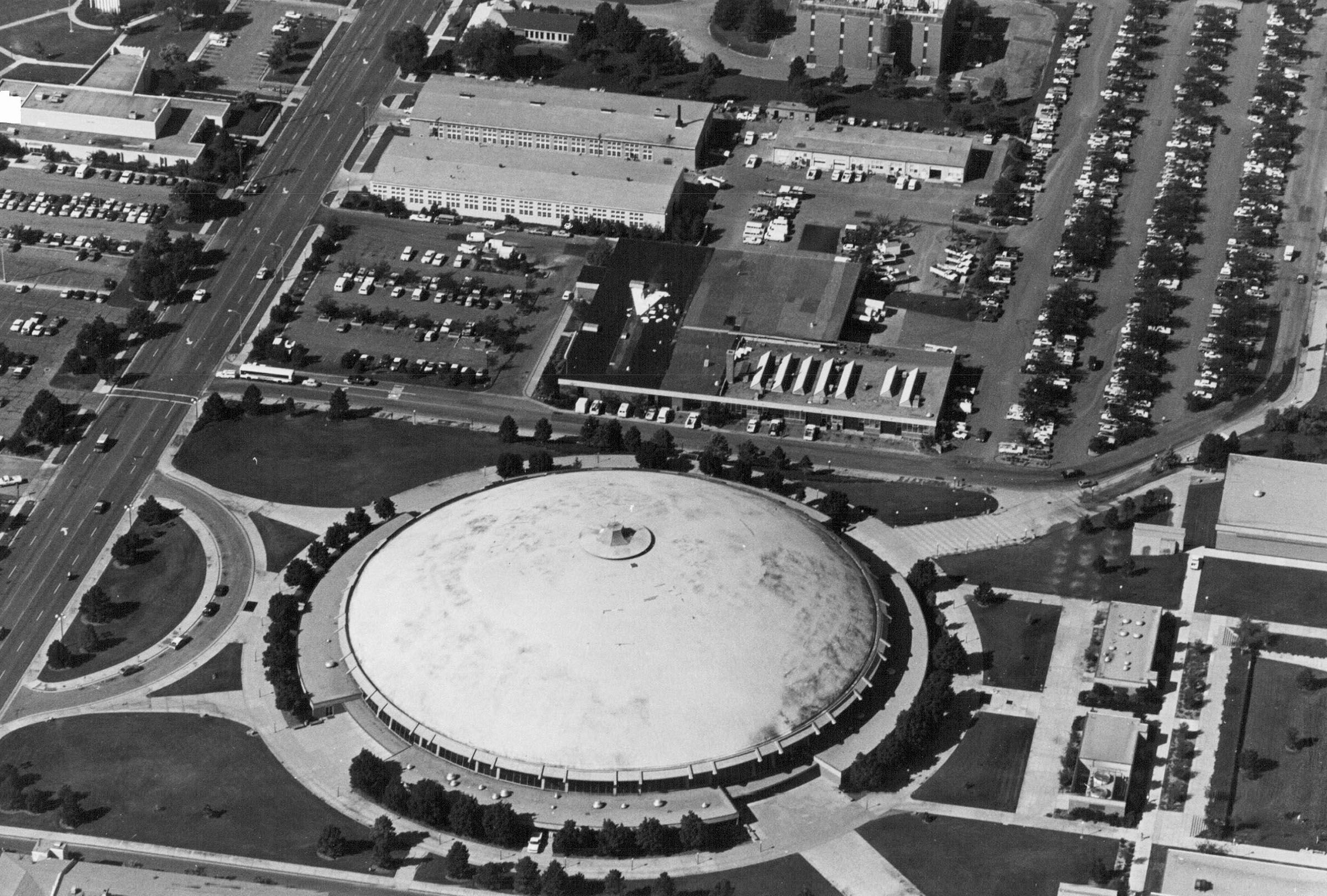 Utah's Huntsman Center turns 50. What's next for it?