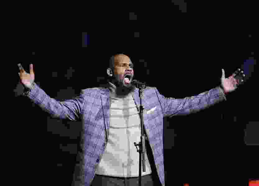 Spotify cuts R. Kelly music from playlists, cites new policy