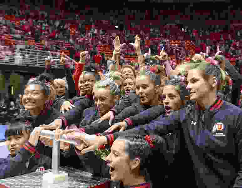 Utah and UCLA — the Pac-12's top gymnastics teams — will face off on national TV