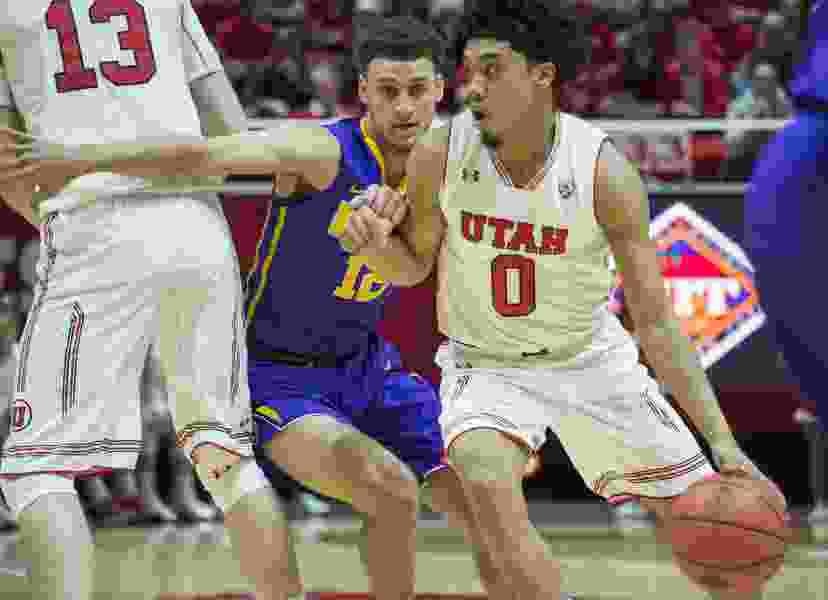 Utah heads west to play Saint Mary's in NIT quarterfinals; a win will send them east to the Big Apple