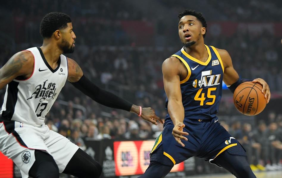 Utah Jazz at Los Angeles Clippers 12/28/19