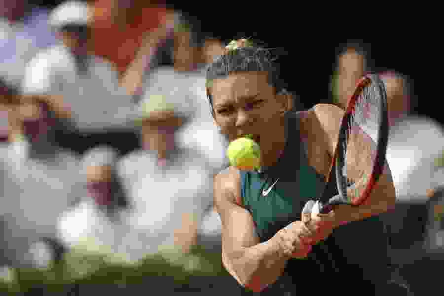 Fourth time's the charm: Romania's Simona Halep tops American Sloane Stephens to win French Open