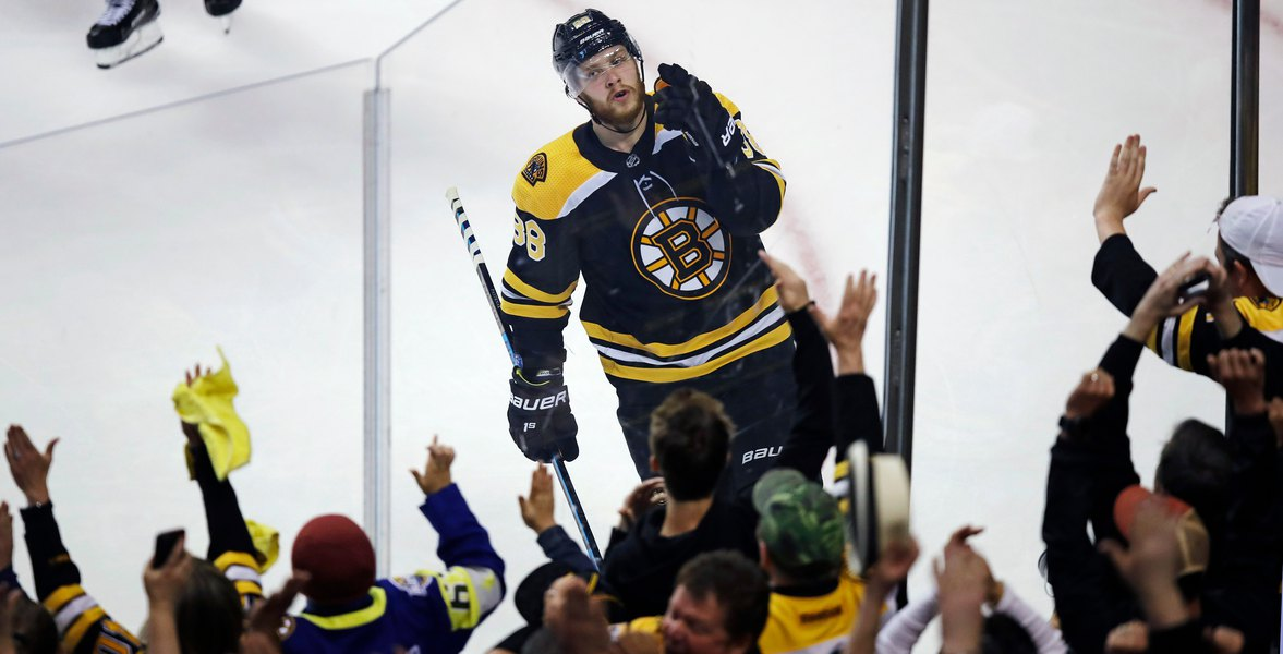 Bruins Score 4 In 3rd To Beat Maple Leafs 7 4 In Game 7 The Salt Lake Tribune